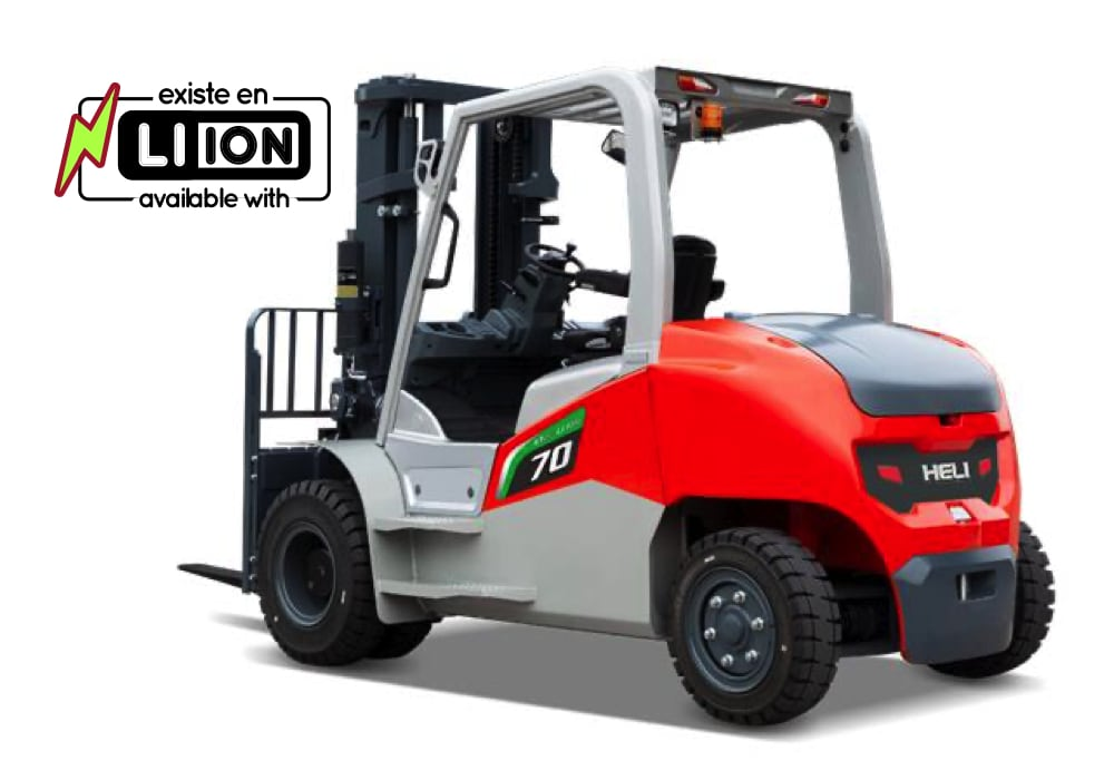G3 6-7t Electric forklift-1