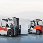 G3 6-7t Electric forklift-17