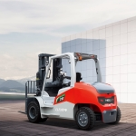 G3 6-7t Electric forklift-23