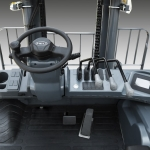 G3 6-7t Electric forklift-8