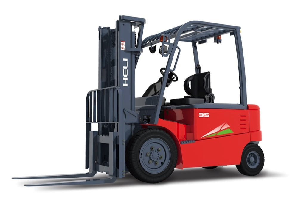 G Series AC 3-3.5T Electric Forklift-1