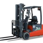 G2 series 1.5-2ton three wheel lithium battery forklift truck-3