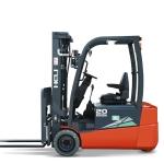 G2 series 1.5-2ton three wheel lithium battery forklift truck-4