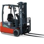 G2 series 1.5-2ton three wheel lithium battery forklift truck-5