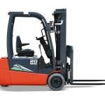 G2 series 1.5-2ton three wheel lithium battery forklift truck-6