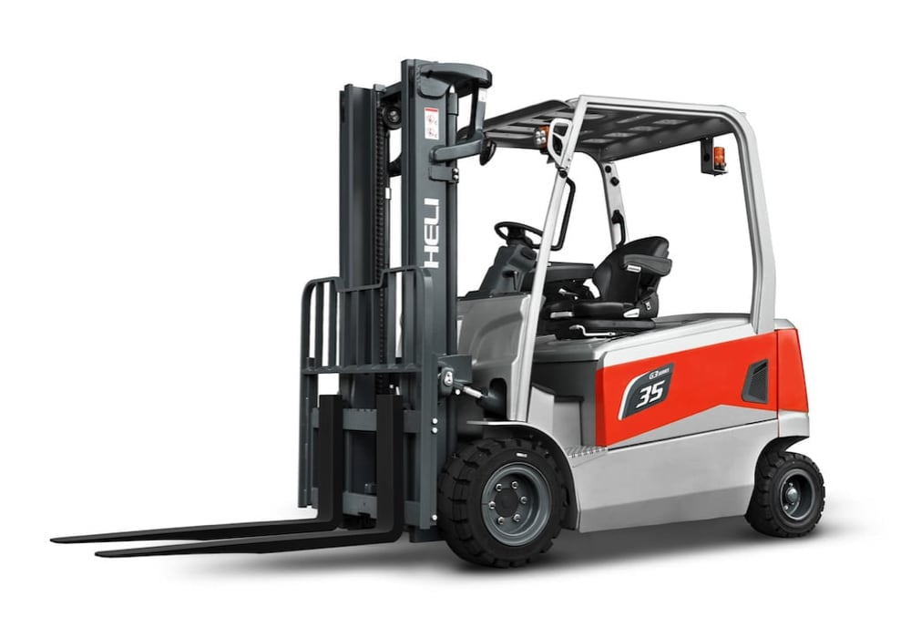 G3 3-3.5T electric forklift-1