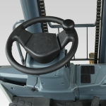 G3 3-3.5T electric forklift-18