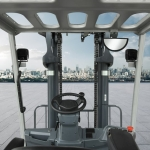 G3 3-3.5T electric forklift-4