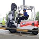 G3 3-3.5T electric forklift-8