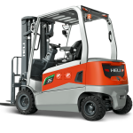 G3 series 80V dual front drive 3-3.5 ton Lithium forklift-3